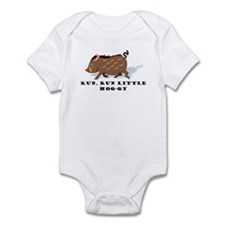 Run Lil' Hog Infant Bodysuit