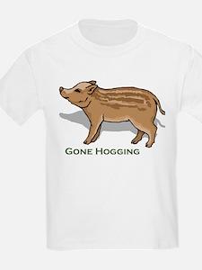 Gone Hogging T-Shirt