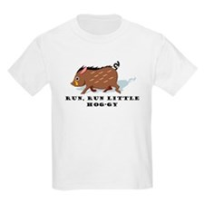 Run Lil' Hog T-Shirt