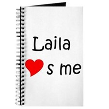 Cool Laila Journal