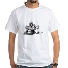 Gorilla and Alien, confusion Shirt