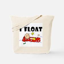 I Float Tote Bag