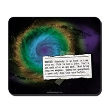 Back in Time... Mousepad