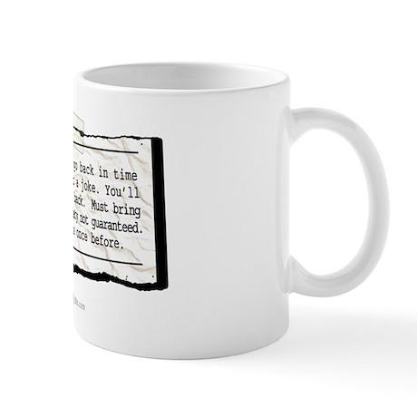 Back in Time... Mug