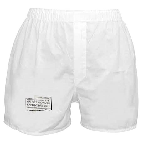 Back in Time... Boxer Shorts