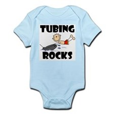 Tubing Rocks Infant Bodysuit