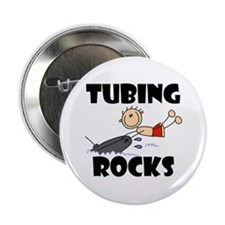 "Tubing Rocks 2.25"" Button (10 pack)"