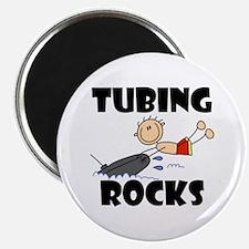 "Tubing Rocks 2.25"" Magnet (10 pack)"
