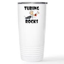 Tubing Rocks Travel Mug