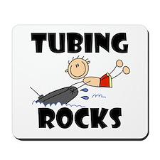 Tubing Rocks Mousepad