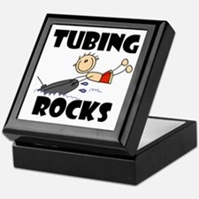 Tubing Rocks Keepsake Box