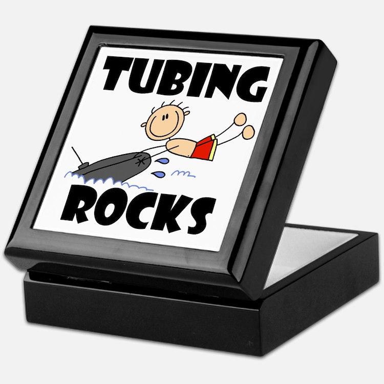 Tubing Rocks Keepsake Box