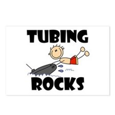 Tubing Rocks Postcards (Package of 8)