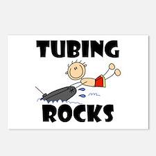 Tubing Rocks Postcards (Package of 8)