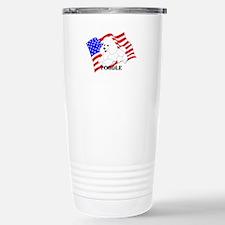 Poodle USA Stainless Steel Travel Mug