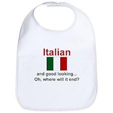 Good Looking Italian Bib