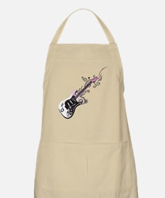 Awesome guitar BBQ Apron
