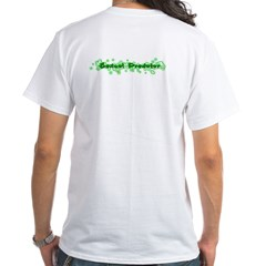 Sexual Predator White T-Shirt