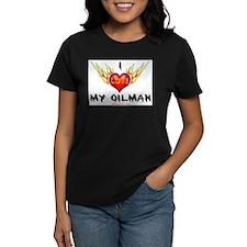 I Love My Oilman Tee