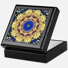 Beautiful mandala 11 Keepsake Box