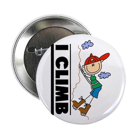 "Mountain Climbing 2.25"" Button (100 pack)"