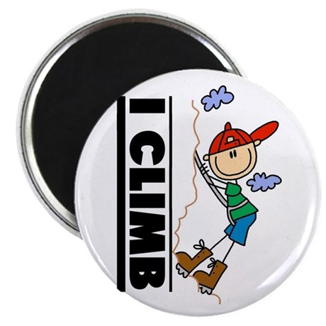 "Mountain Climbing 2.25"" Magnet (100 pack)"