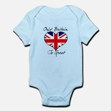 Only Britain Is Great Infant Bodysuit
