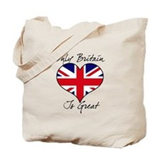 Only Britain Is Great Tote Bag