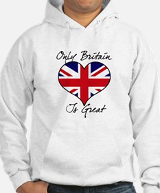 Only Britain Is Great Hoodie