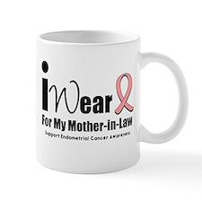 Endometrial/Uterine Cancer Mug