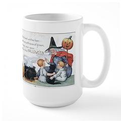 Witch & Cauldron Mug