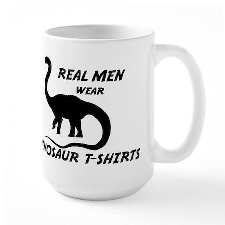 _Real_Men_Sauropod_Completed_Black Mugs
