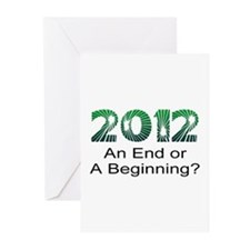 2012 End Greeting Cards (Pk of 10)