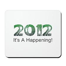 2012 Happening Mousepad