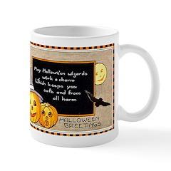 Halloween Wizards Mug