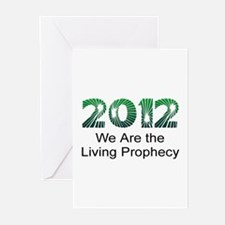 2012 Living Prophecy Greeting Cards (Pk of 10)