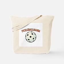 Pickleballmania Tote Bag