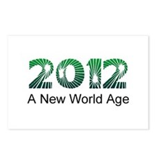 2012 New Age Postcards (Package of 8)