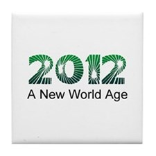 2012 New Age Tile Coaster