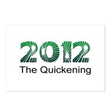 2012 Quickening Postcards (Package of 8)