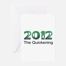2012 Quickening Greeting Cards (Pk of 10)