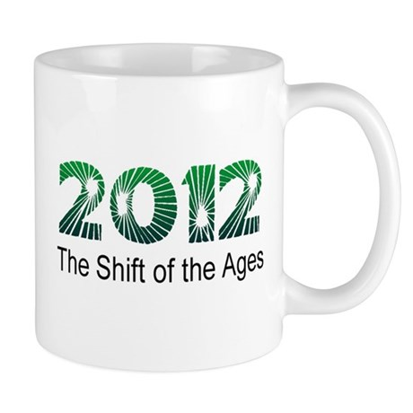 2012 Shift Mug