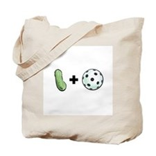Pickle + Ball Tote Bag