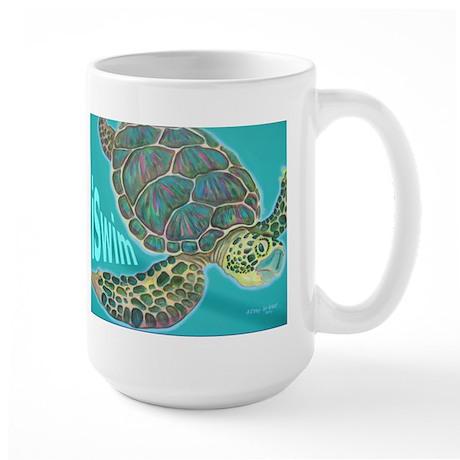iSwim Large Mug