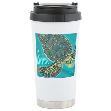 iSwim Stainless Steel Travel Mug