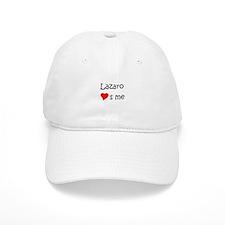 Lazaro name Baseball Cap