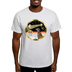 XmasDove/Greyhound T-Shirt