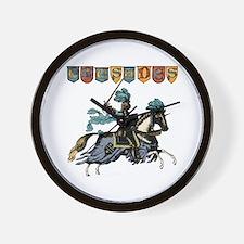 Crusades Wall Clock