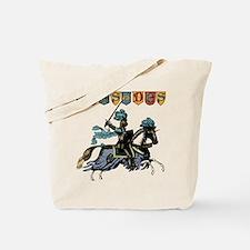 Crusades Tote Bag