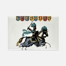 Crusades Rectangle Magnet